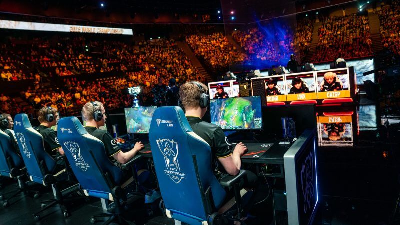 esports betting as a professional career